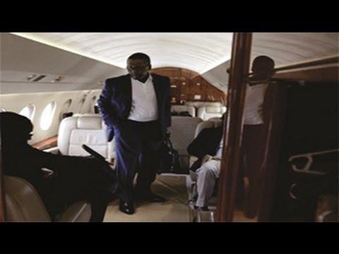ALIKO DANGOTE's new $53 million Dollars PRIVATE JET - 2018