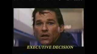 Executive Decision (1996) trailer