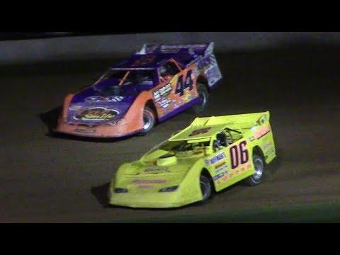 ULMS Super Late Model Heat One | McKean County Raceway | 9-28-17