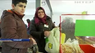 """""""Только для немцев"""": в Германии отказались выдавать продукты беженцам"""