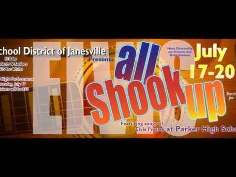 "Janesville School District Summer School production ""ALL SHOOK UP"""
