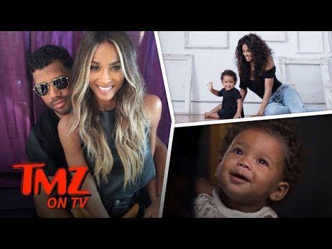 Ciara Finally Shares A Photo Of Her Daughter! | TMZ TV