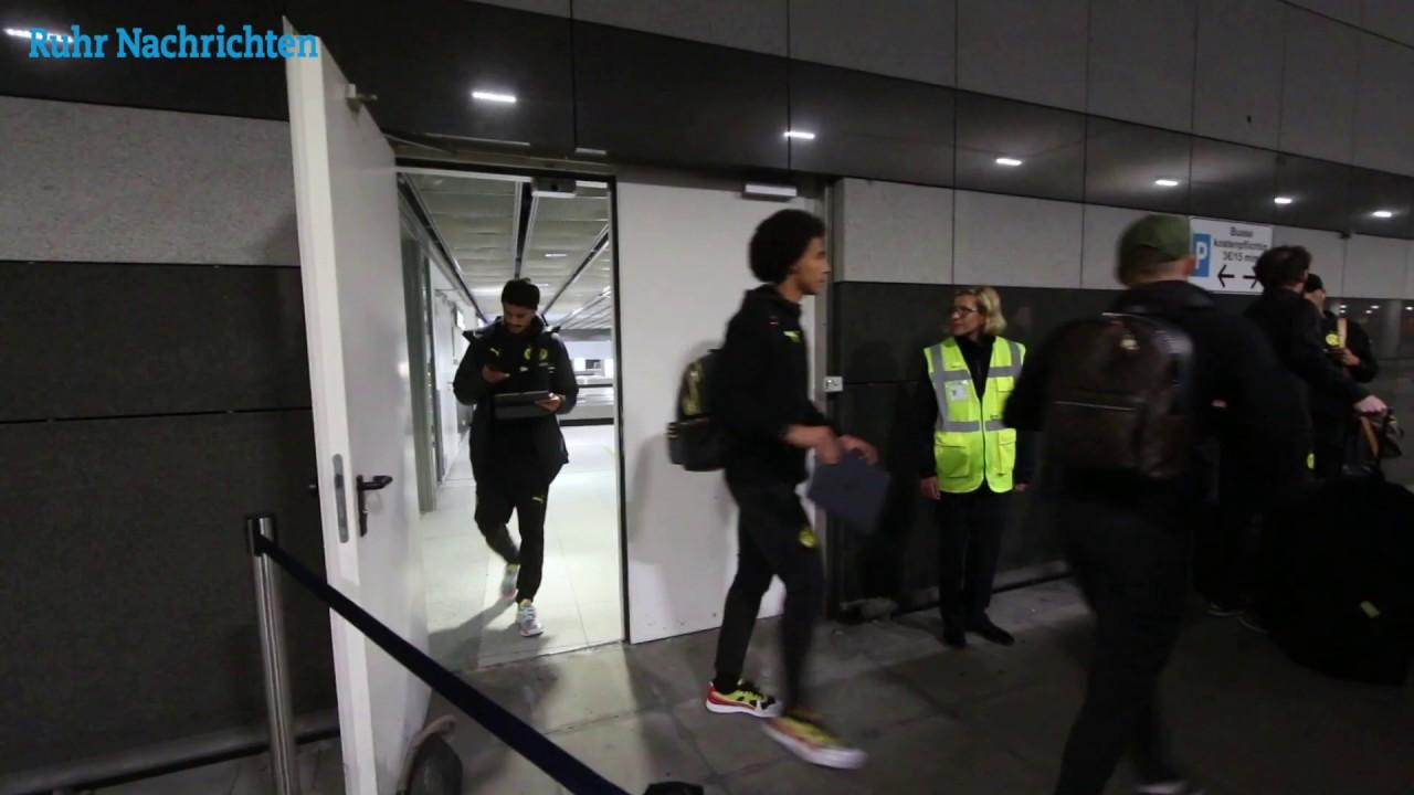 Dortmund Airport: Die BVB-Rückkehr aus Freiburg