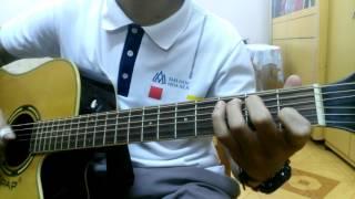 (Issac Thái fr. Binz) Tết này con về Guitar cover