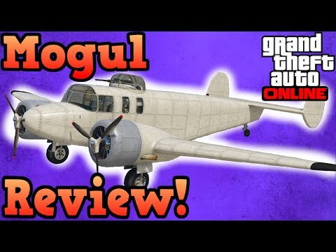 GTA Online guides - Mogul review!