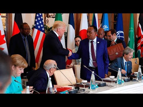 G7 Summit: leaders turn attention to Africa and migration