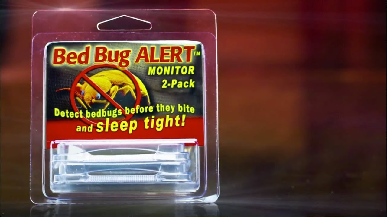Bed bug alert pheromone monitor and trap by bird x youtube for Bed bug alert