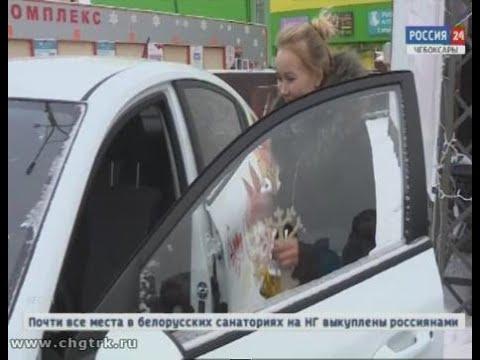 Жительница Чебоксар выиграла автомобиль в сети ювелирных салонов