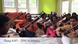 Raag Kafi played by SPK Academy students at April Shibir - Boston, MA