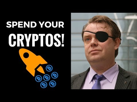 Rick Falkvinge: It's Your Responsibility to Spend Cryptos and Invest in the Future of Good Money!