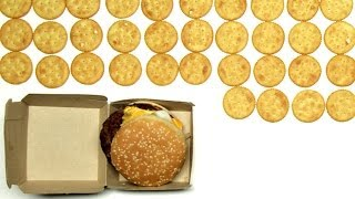 Repeat youtube video What's In Your Fast Food?