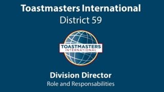 Division Director - Role and Responsabilities