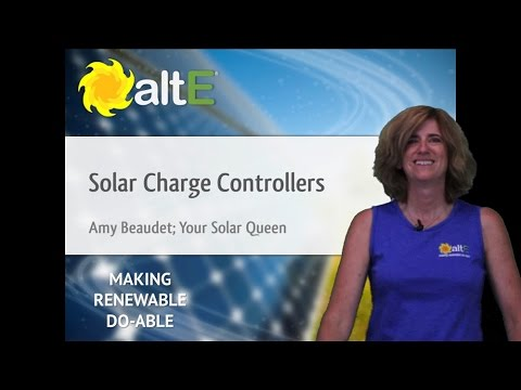 Solar Charge Controller | What is it and How it works in a Solar Power System