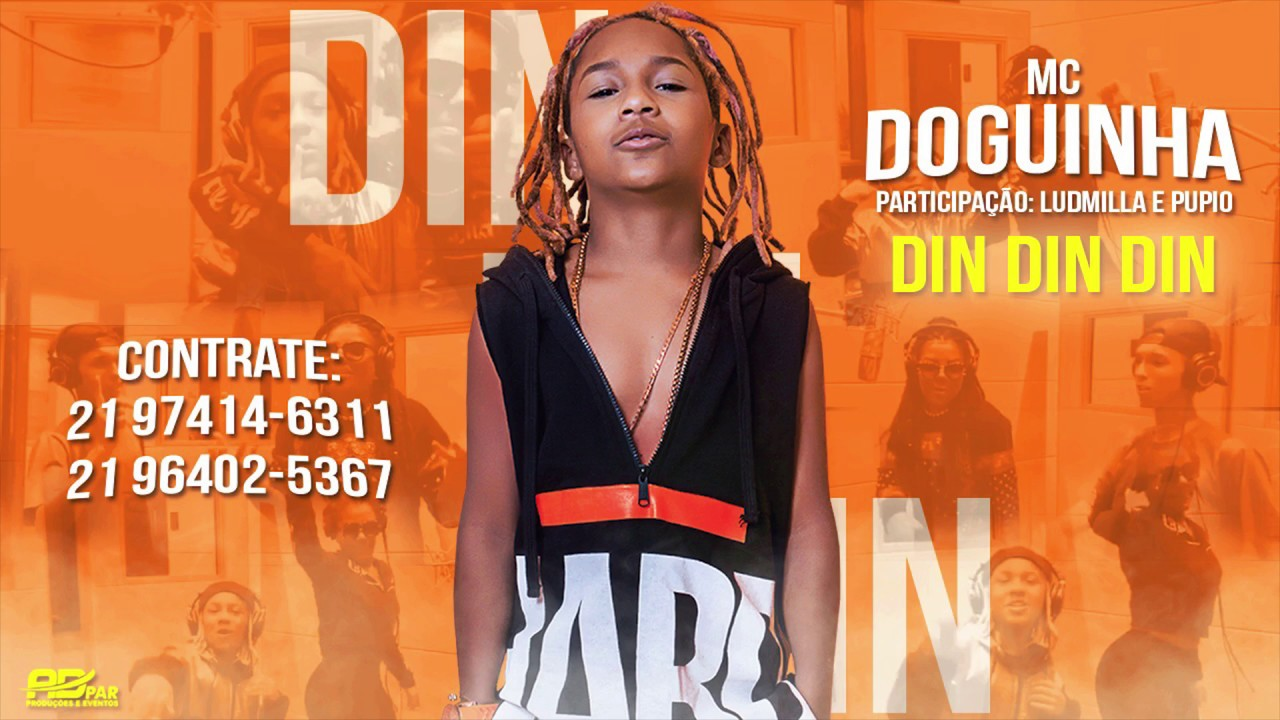 MC Doguinha - DIN DIN DIN part. Ludmilla e Pupio - YouTube