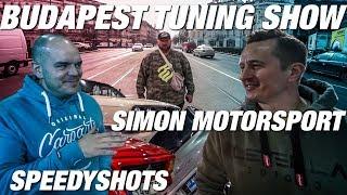 Simon Motorsport & Speedyshots auf der Budapest tuning Show Tuningtalk VLOG   RACECITY
