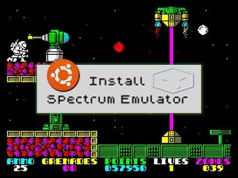 Ubuntu Install Fuse Spectrum Emulator