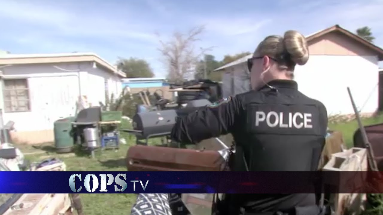 On The Fence Show 3004 Cops Tv Show
