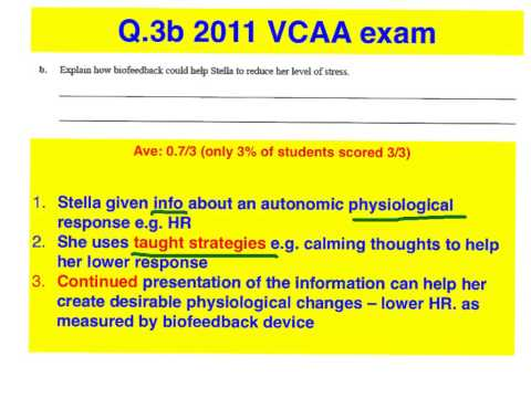 VCE U4 Psych - tricky Mental Health questions