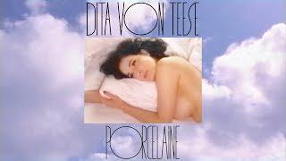 Dita Von Teese and Sébastien Tellier - Porcelaine (Official Audio)