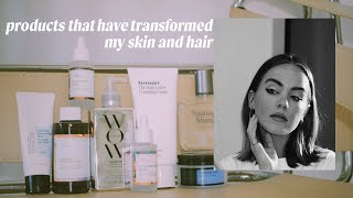 A Few Products That Have Transformed My Skin and Hair | Mariah Leonard