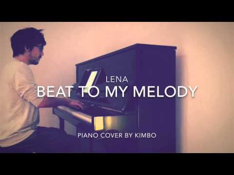 Lena - Beat To My Melody (Piano Cover + Noten)
