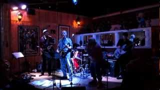 Brickyard Blues Band w/ Cliffy on the harp @ Wicked Twisted 3-1-13 Cliffyuno