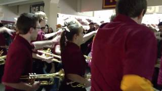 Minnesota Golden Gopher Marching Band