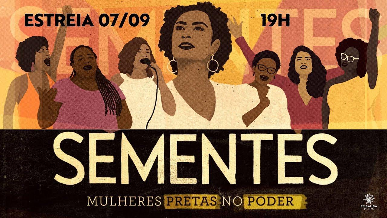 """""""Sementes"""" estreia amanhã"""