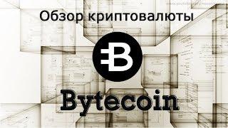 Обзор криптовалюты Bytecoin BCN