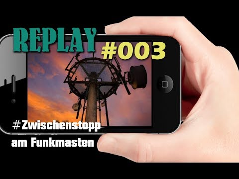 Zwischenstopp am Funkmasten – Let`s REPlay THE PARALLAX #003 [Deutsch]