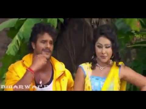 Sexy & Wet Monalisa | Barood Bhojpuri Movie Song - Gadara ...