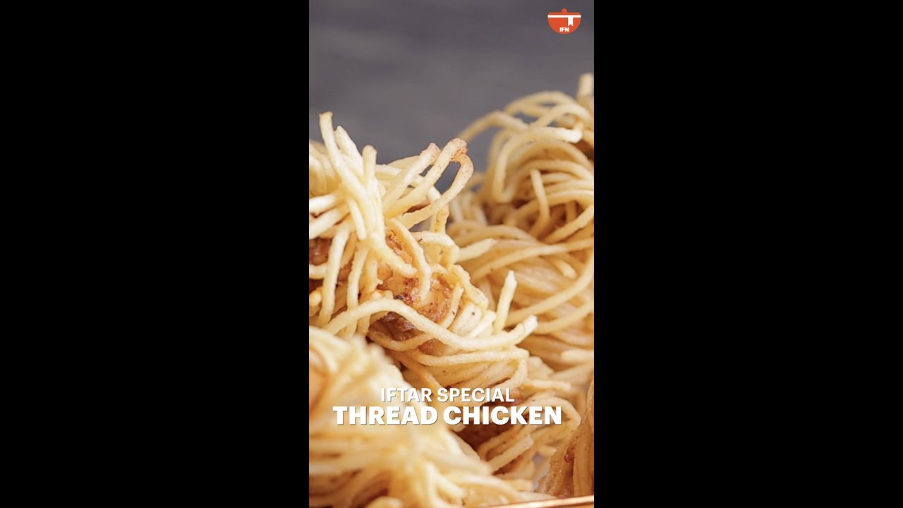 Ramadan 2021 #Shorts: Thread Chicken | Celebrate with Classic | Iftar Special Recipes