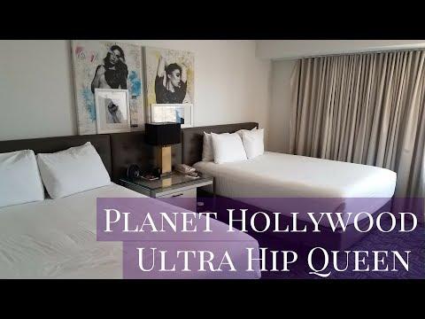 Planet Hollywood Las Vegas - Ultra Hip Queen Room