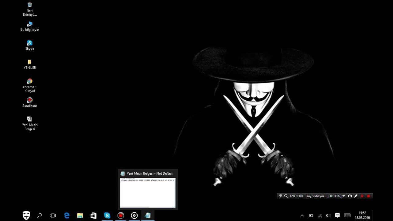 Windows 10 Başlat Menüsü Nasıl Değiştirilir ?