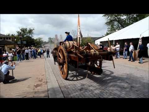 1769 Cugnot Steamer in HD