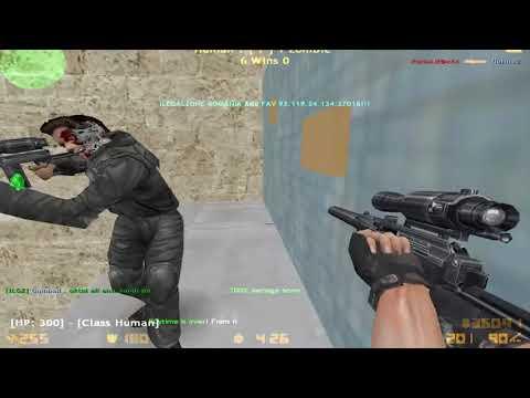 Counter Strike 1 6 MOD  Zombie Plague 4.3 + mod cso