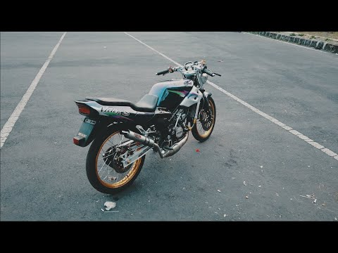 CINEMATIC | NIGHT LOVELL - TREES OF THE VALLEY | KAWASAKI VICTOR S 150 PURE THAILAND STYLE