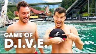 Weird Dives and Brutal Back Flops | Game of D.I.V.E