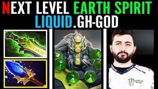 Next Level Earth Spirit Gh.God Team Liquid Pub Match Dota 2