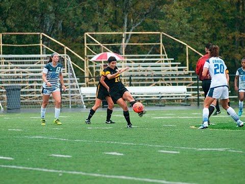 Michigan Tech Head Soccer Coach Michelle Jacob Postgame Interview (GVSU)