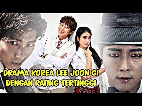 12 DRAMA KOREA LEE JOON GI DENGAN RATING TERTINGGI