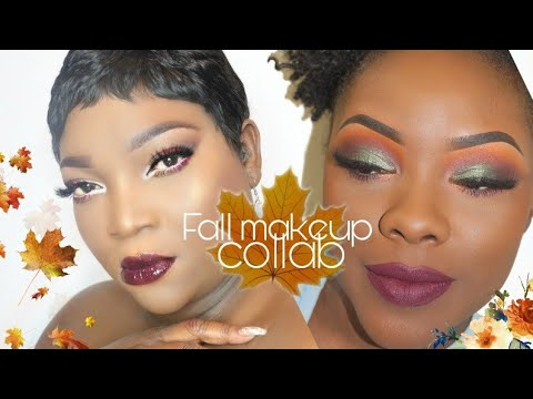 Fall Inspired Makeup Collab With Shaneilh│tamekans