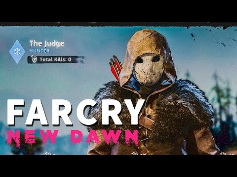 Far Cry New Dawn Walkthrough Part 14 The Judge Let S Play Gameplay Commentary Youtube