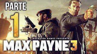 Max Payne 3 - Parte 1: Bem-Vindo ao Brazil [ PC - Playthrough Legendado PT-BR ]