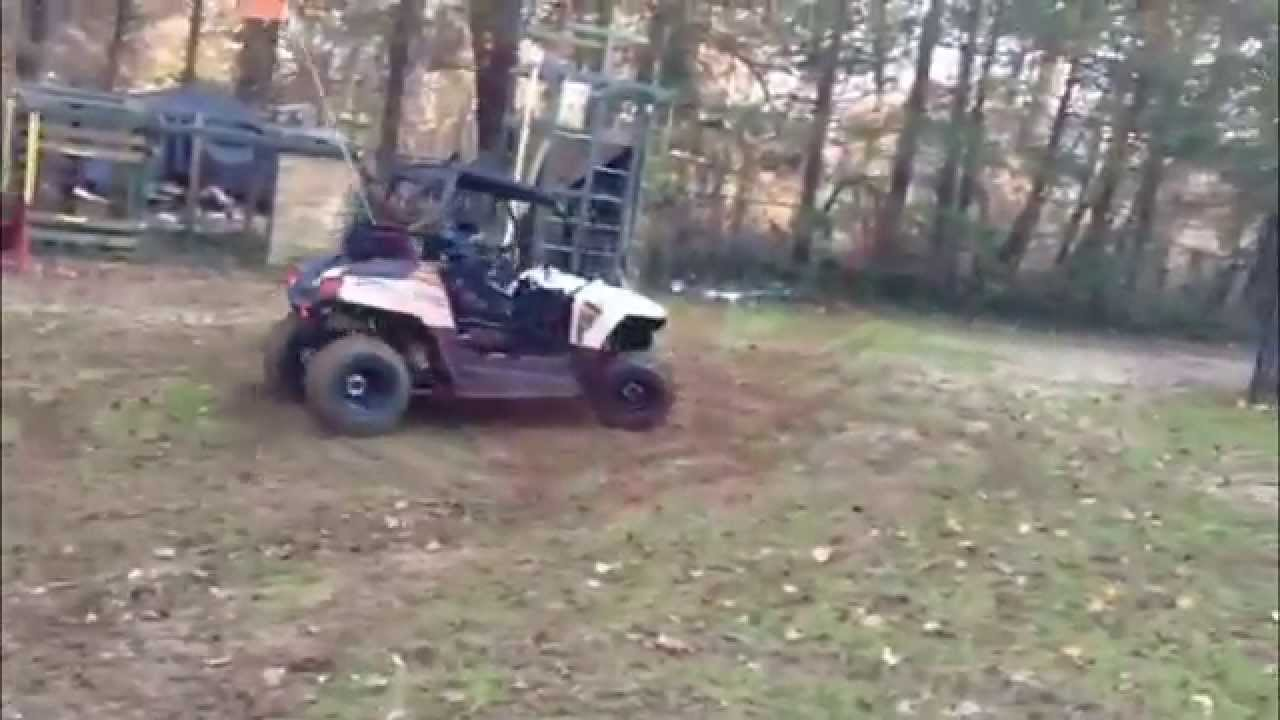 Polaris RZR 170, 180cc Big Bore Donuts