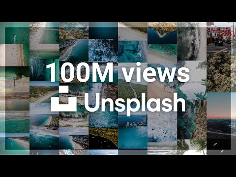 100M views on Unsplash - The end of dronenr (for now) - dronenr