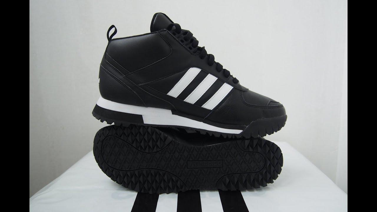 Обзор ботинок Adidas ZX TR Mid