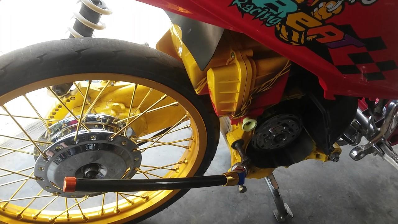 Modifikasi Honda Beat Street Racing Tahun 2012 YouTube