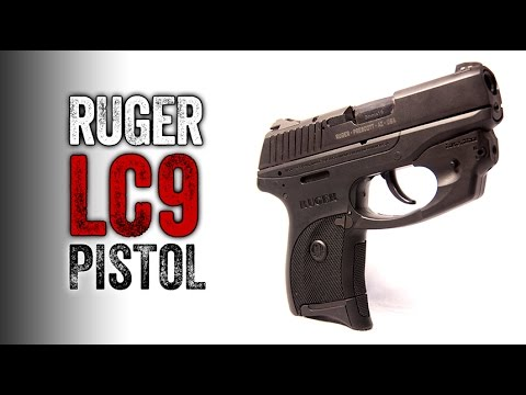 Ruger 9mm Lc9 Pistol Review