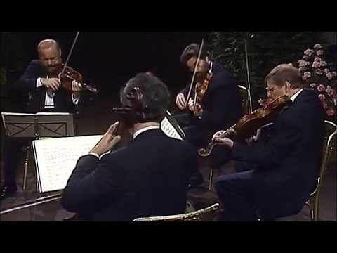 Beethoven String Quartet No 5 Op 18 in A major Alban Berg Quartett